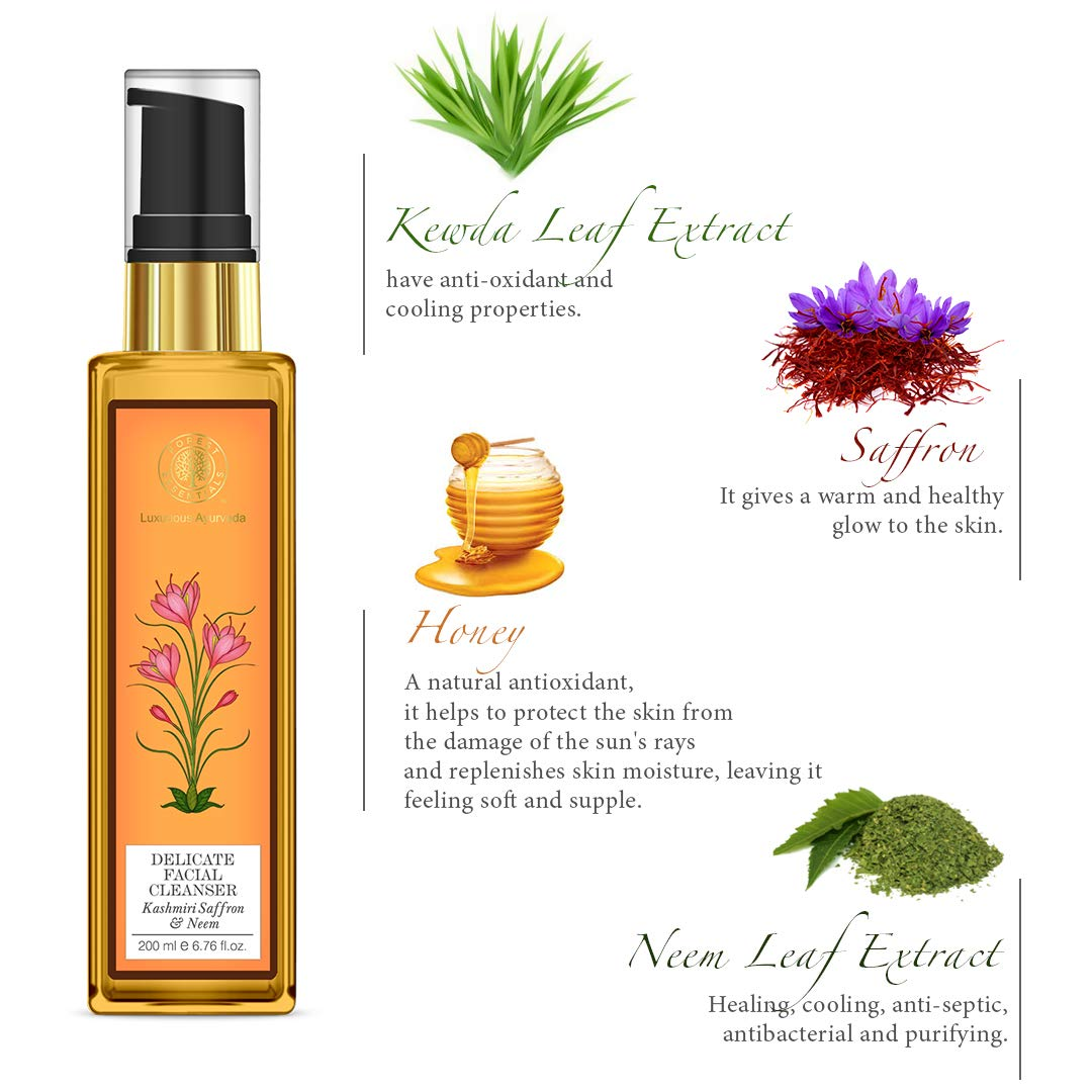 Forest Essentials Facial Cleanser